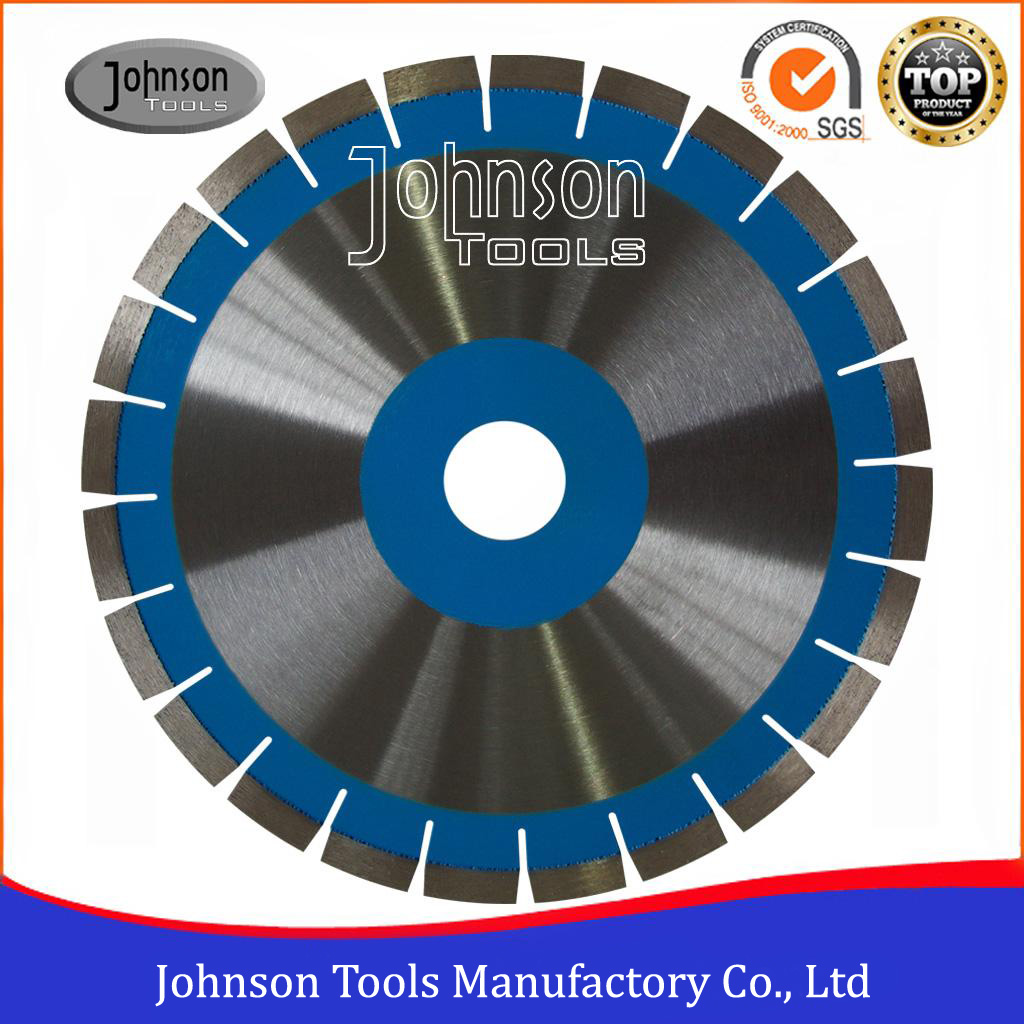"12""-24"" Laser Welded Diamond Marble Cutting Blades manufacturers"