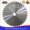 "24"" 600mm Laser Saw Blade for pre-stressed concrete cutting."