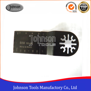 32mm Width Multi Tool saw blades for wood and metal cutting