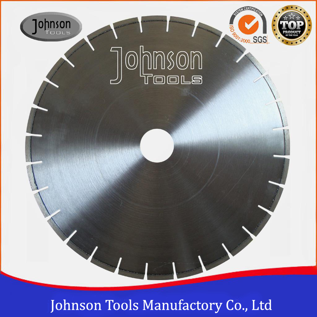 250-600mm Laser Welded Silent Diamond Stone Cutting Blades for Marble or Granite