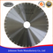 300-1600mm Silver Brazed Diamond Marble Cutting Blade Supplier