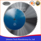 "24""-64"" Laser Welded Wall Saw Blades for Cutting Concrete Wall"