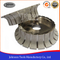 Vacuum Brazed Eased Diamond Profile Wheels