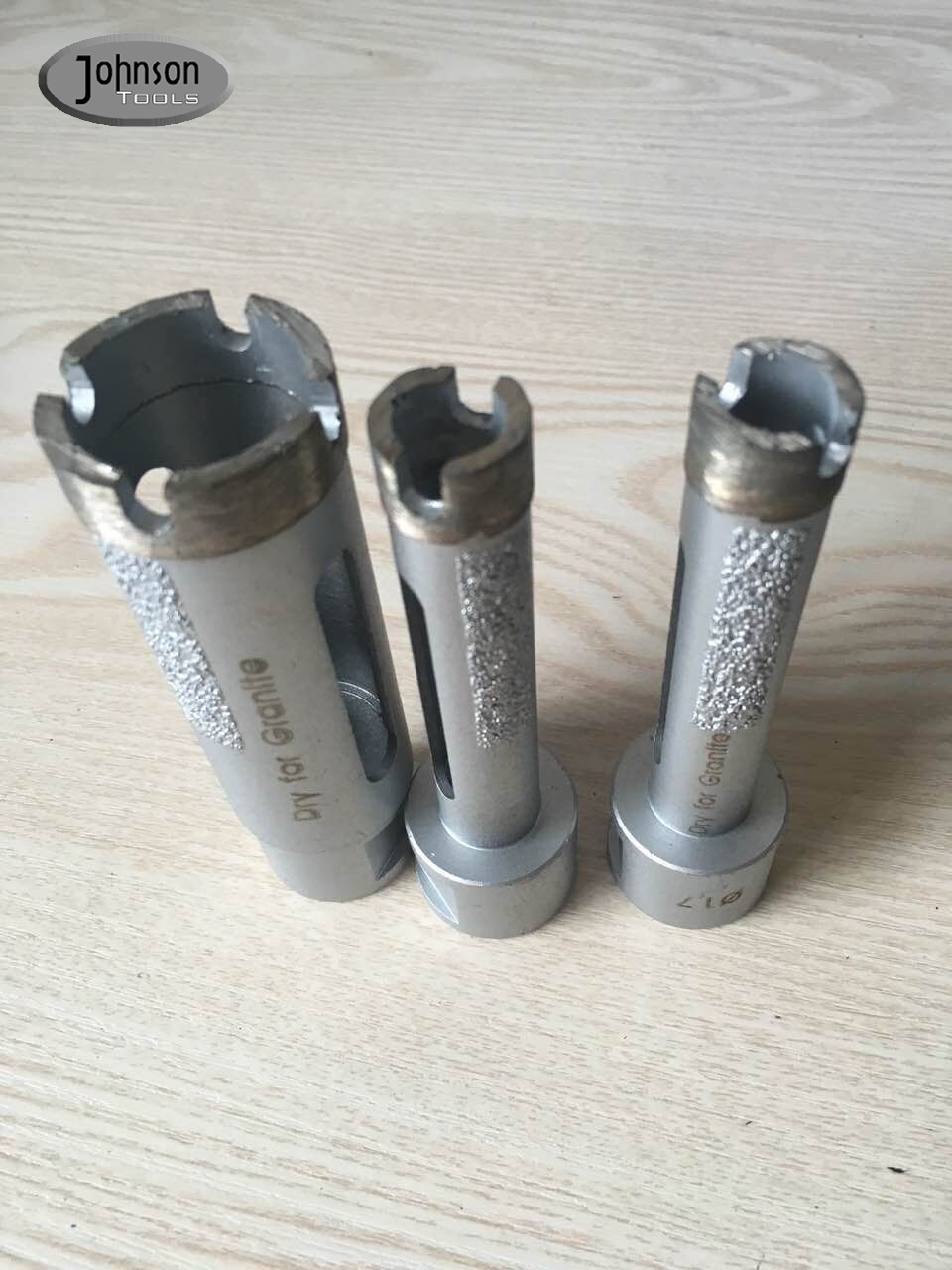 6mm,8mm,10mm-100mm Diamond Dry Core Drills Bits for Granite,Quartz, and Marble