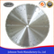 "16"" and 18"" Laser Saw Blade For Concrete, Slant U slot"