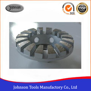 125mm diamond wheel with arc segment