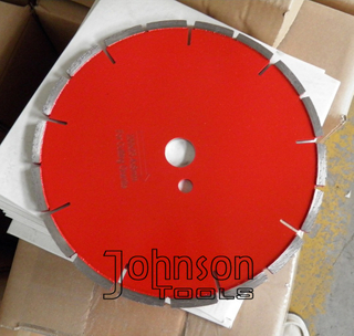 Granite Grooving 250 Mm Diamond Blade With Silent Core Wide And Low Noise Cutting