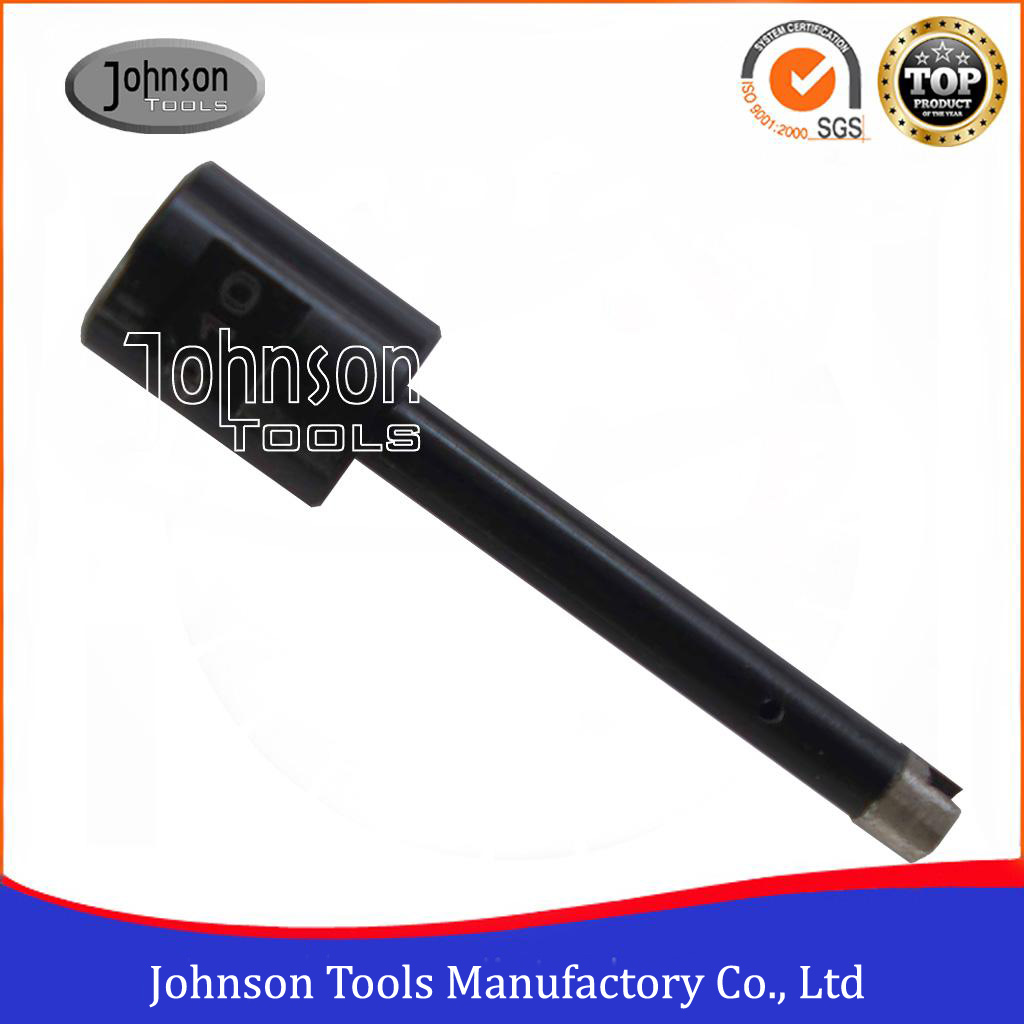 "6.5 to 150mm Diamond Bit for Stone, with 5/8""-11 or M14 Thread"