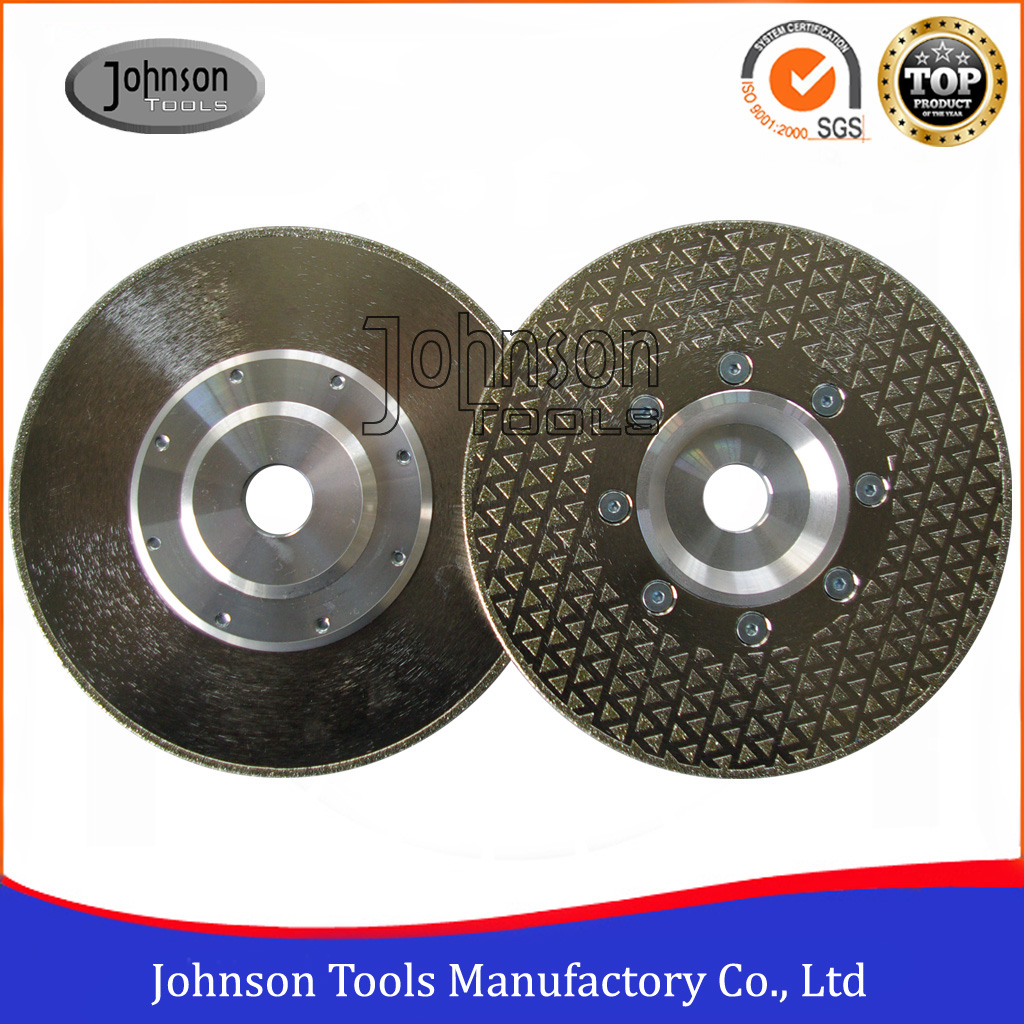 EP Disc 09-1 Electroplated Diamond Blades