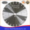 "14"" Diamond Concrete Saw Blades for Cutting Reinforced Concrete"