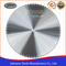 900mm Laser Welded Diamond Road Saw Blade for Floor Saws