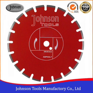 "14"" Diamond Cutting Wheels for Cutting Asphalt , Asphalt over than Concrete"