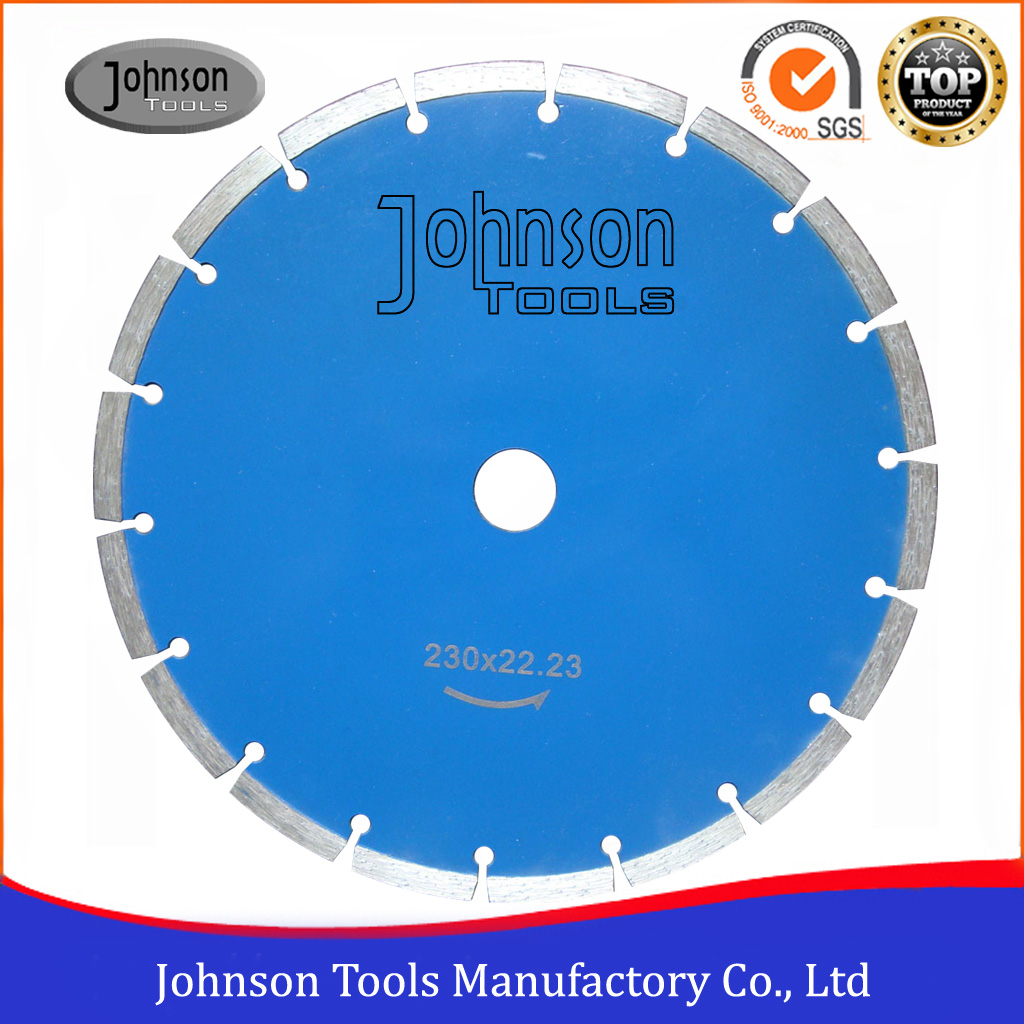 9 inch diamond blade dry cut saw blade