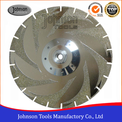 EP Disc 08-2 Electroplated Diamond Blades
