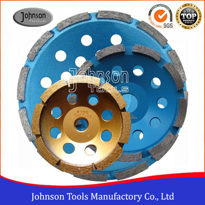 Diamond single row cup wheel