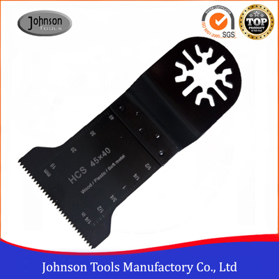 45mm HCS Cutting Wood and Plastic Oscillating Multitool Saw Blades for Fein